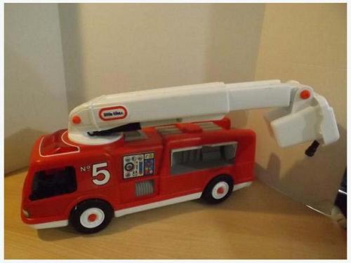 A156 - Brandweerwagen
