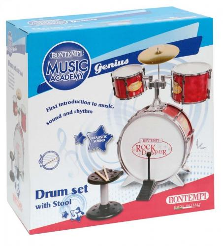 A19 - Drumset