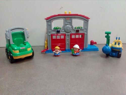 A201 - Bouwplaats, brandweer, reddingsdienst