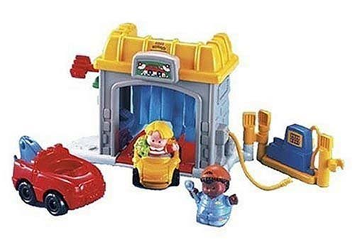 A257 - Garage en carwash