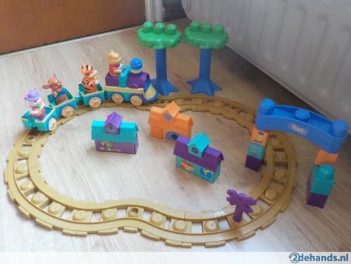 A262 - Winnie the pooh trein