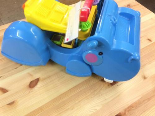 B84 - Hobbel en hap nijpaard