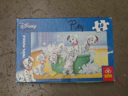 P14 - Puzzel dalmatiërs