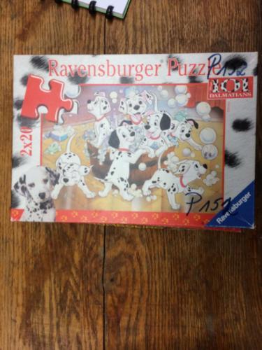 P152 - Puzzel Dalmatiërs