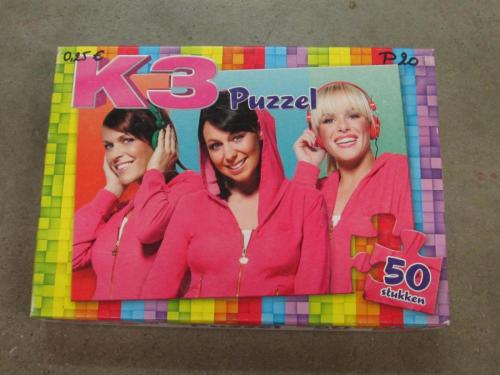 P20 - K3 puzzel