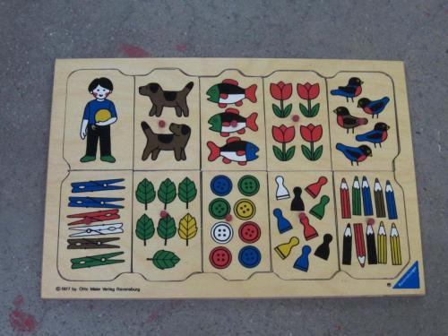 P24 - Houten puzzel