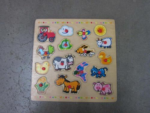 P4 - Houten puzzel