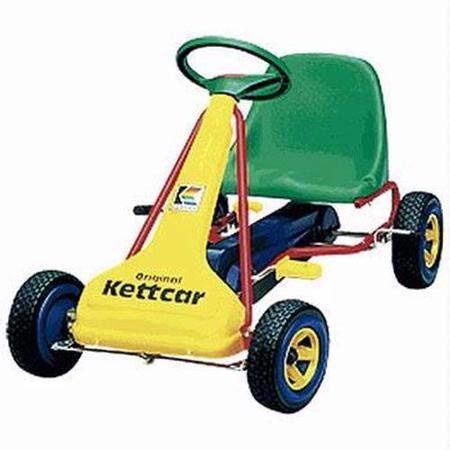 R1 - Go Car Kettcar