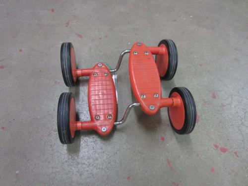 R32 - Rode trappenroller