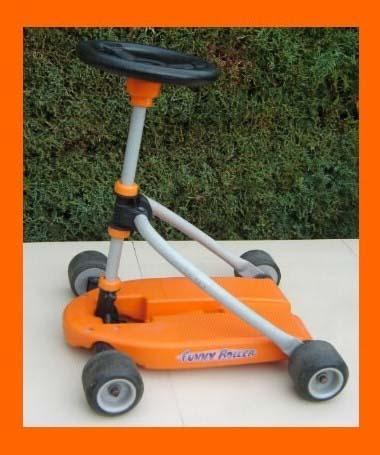 R34 - Funny roller
