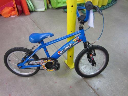 R37 - Blauwe fiets
