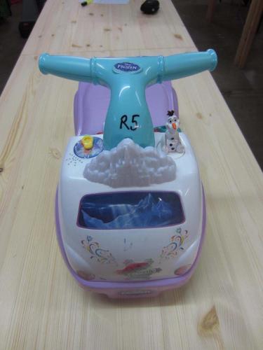R5 - Frozen wagen
