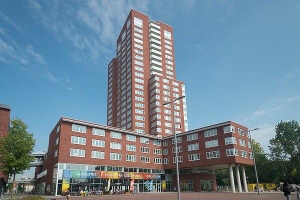 20140916-rotterdam-ijsselmonde, gebouw hooghmonde-20