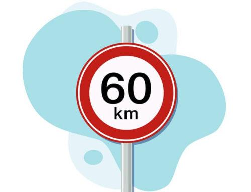 Afwijkende maximumsnelheid