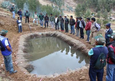 Water management Islas De Paz