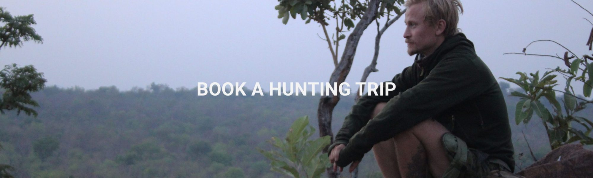 Book a hunting trip