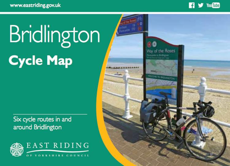 Bridlington Cycle Map