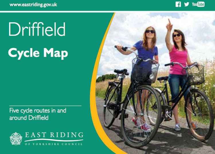 Driffield Cycle Map