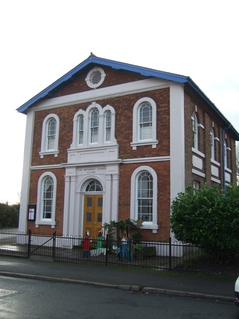 The Methodist Church