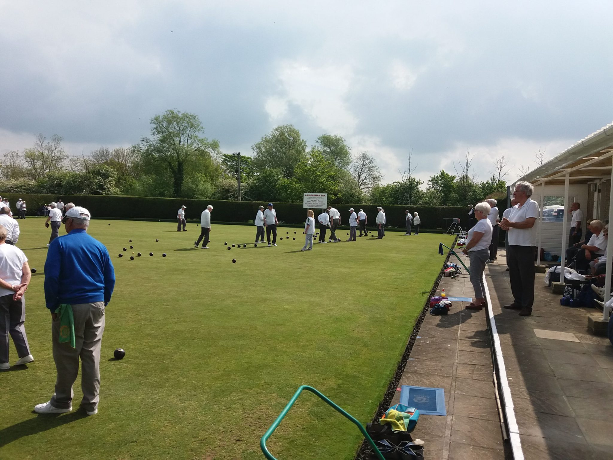 Hutton Cranswick Bowls Club