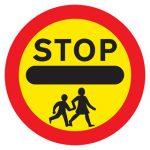 School Crossing Patrol Sign