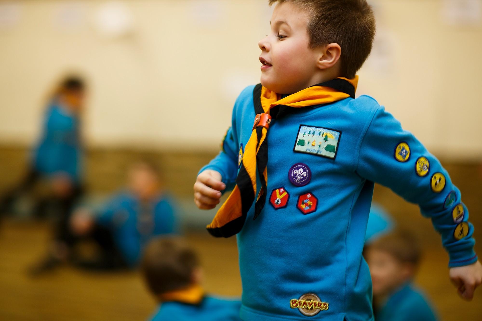 Hutton Cranswick Scouts