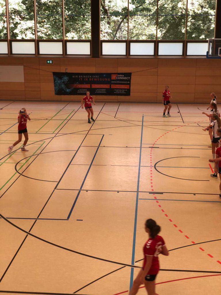 Auswärtsspiel der A-Jugend in Dresden bei der SG Klotzsche