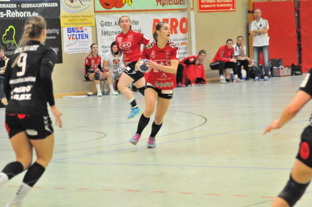 HVC Mädels unterliegen in Schlussviertelstunde Liga-Topteam!
