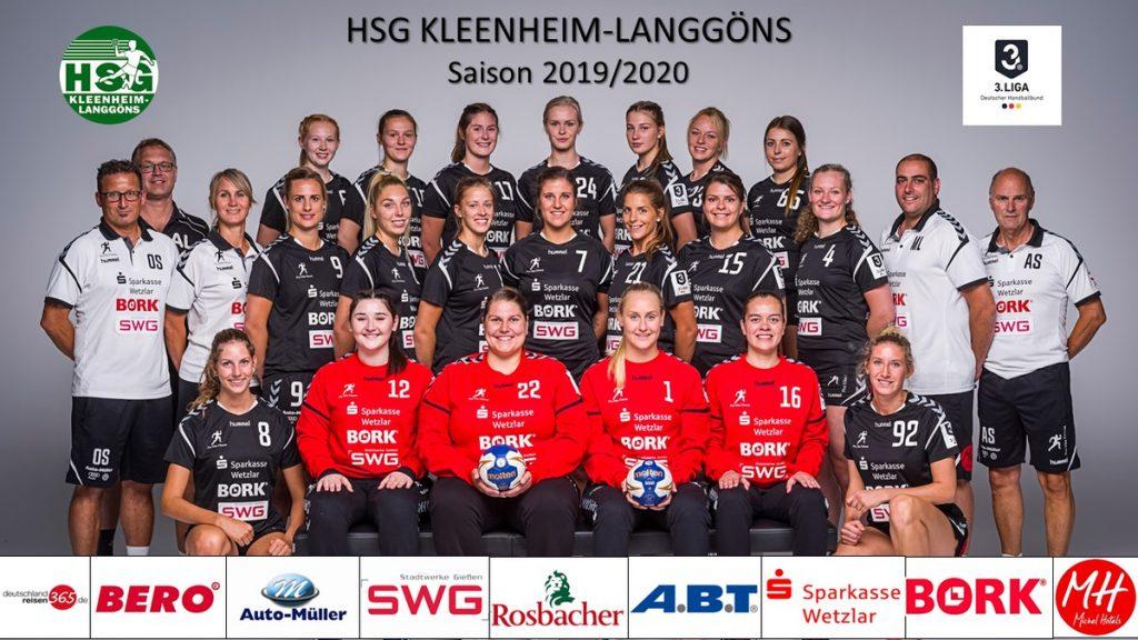 Auswärtsspiel bei der HSG Kleenheim-Langgöns