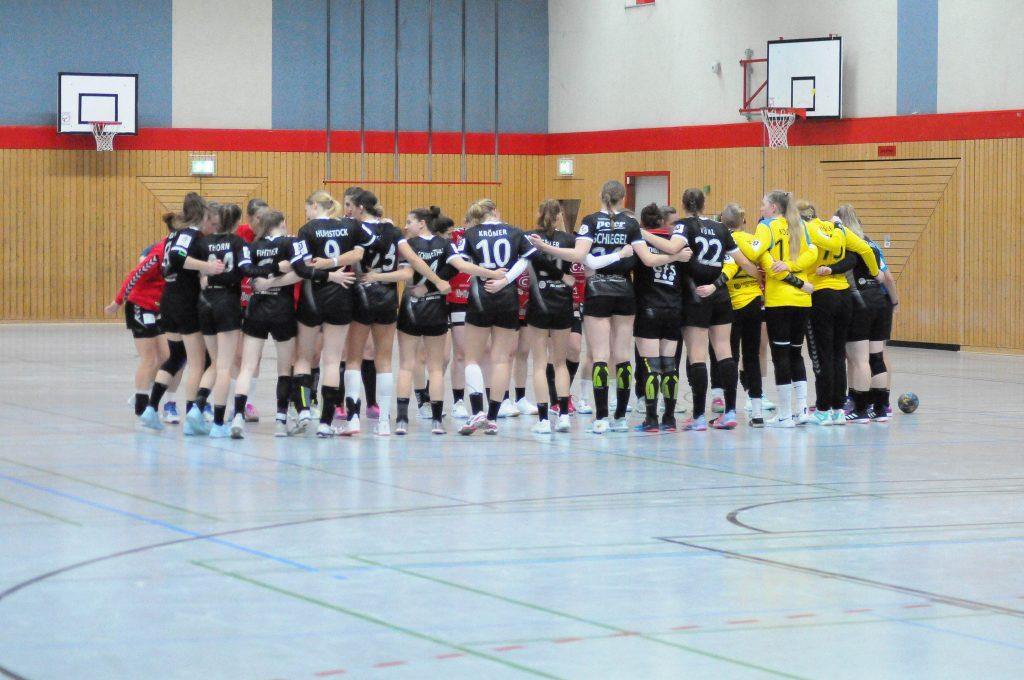 Heimspiel gegen Thüringer Bundesligareserve