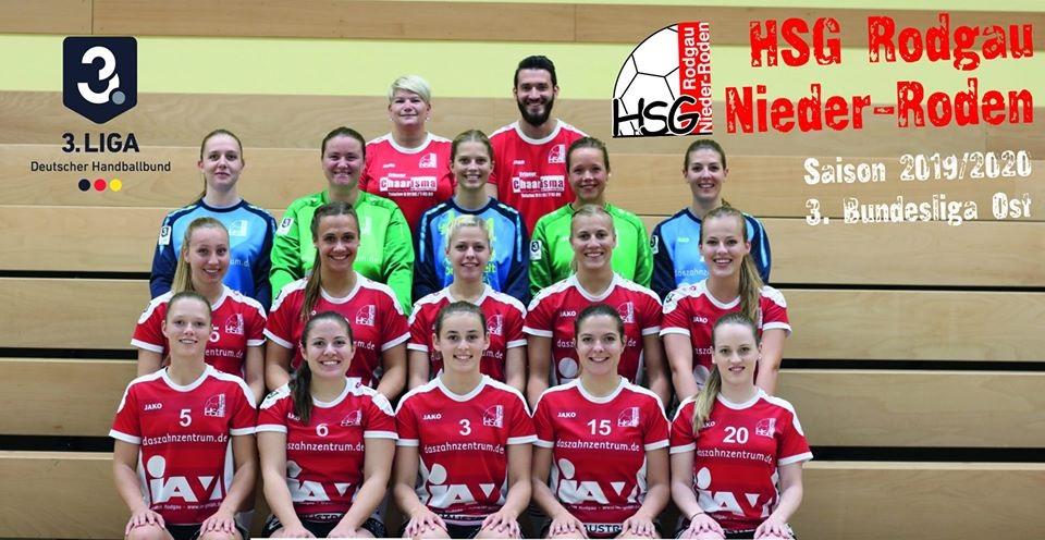 Auswärtspartie bei Aufsteiger HSG Rodgau Nieder-Roden