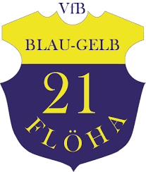 VfB 21 Blau-Gelb Flöha