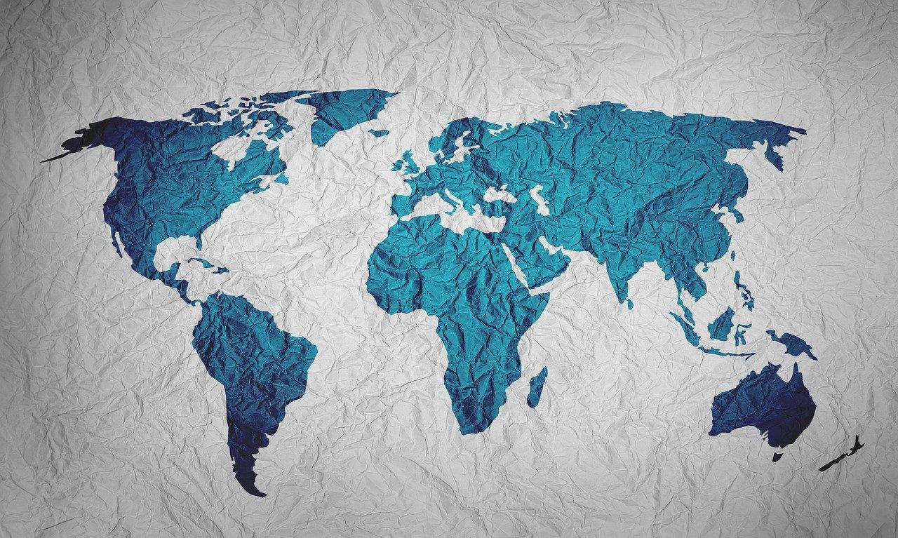 Hvor mange lande findes der i verden år 2020?