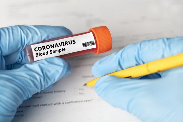 Hvad betyder ikke påvist? blood test