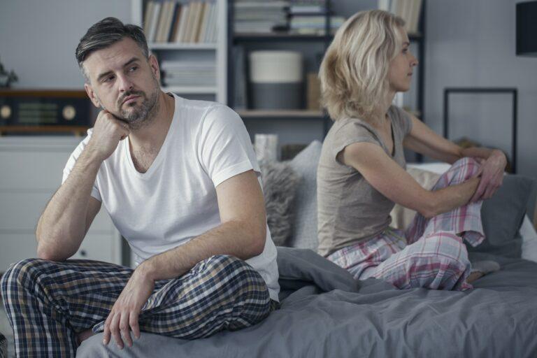 Hvordan ved man når man skal skilles Conflict in marriage