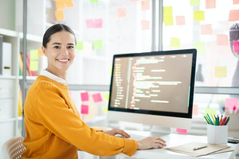 Hvad laver en webdesigner?