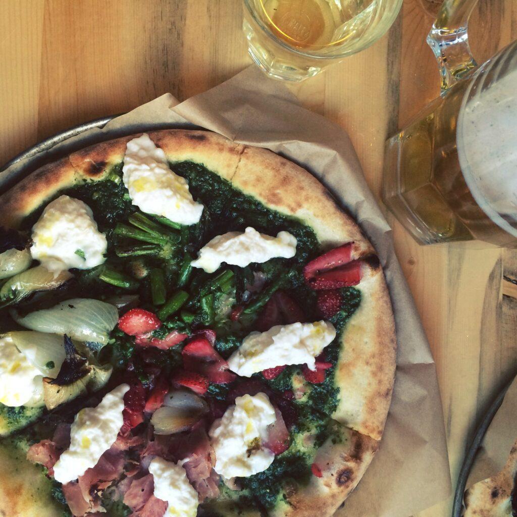 Hvordan finder jeg den bedste pizza i Danmark og den bedste pizzabagere i mit område