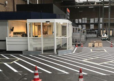 hvd-markeringen niet-parkeren stoppen