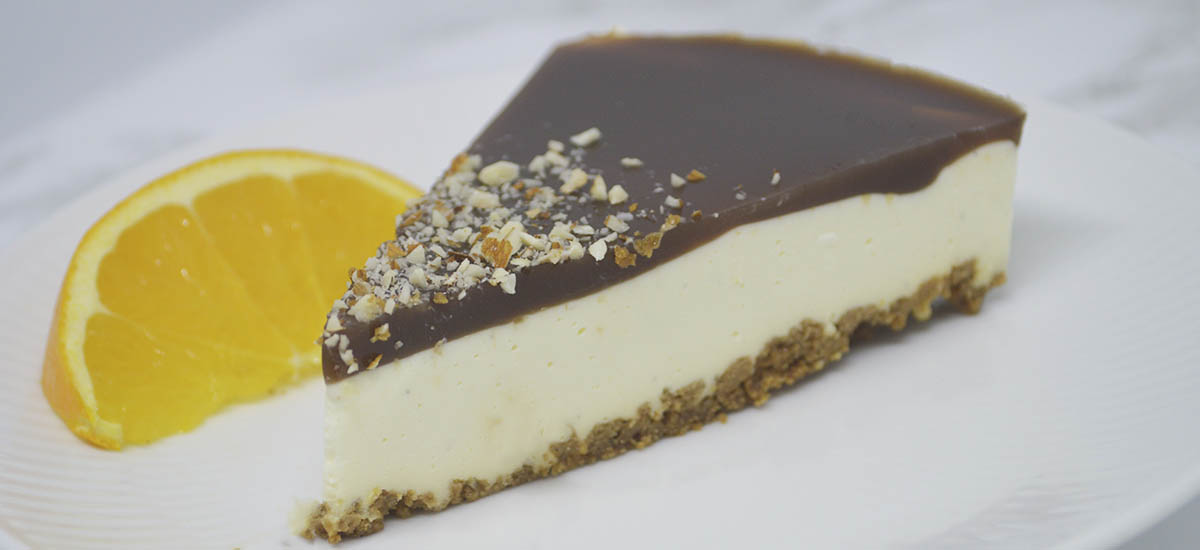 Cheesecake juleversion