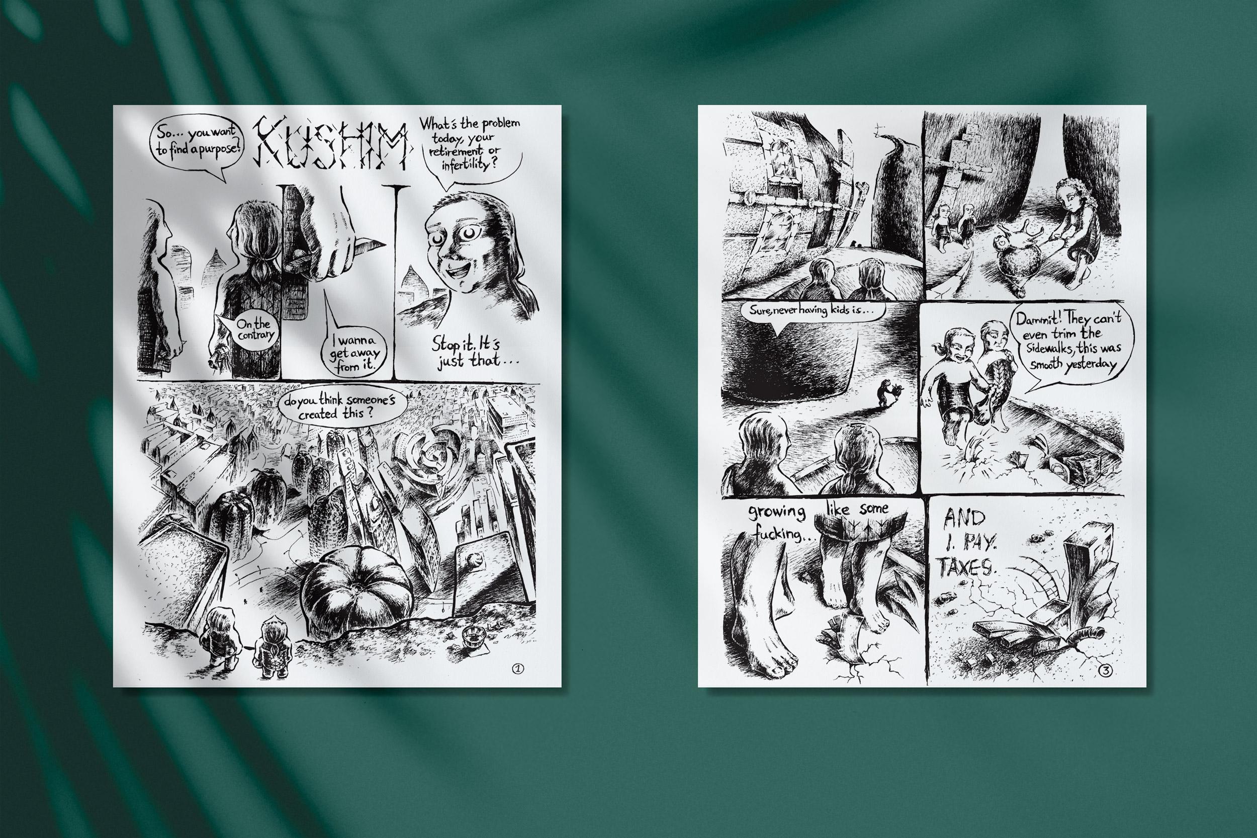 Kushim by Leviathan