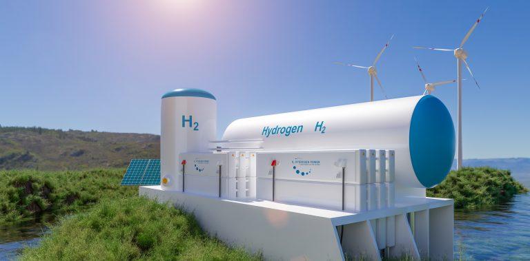 Wasserstoff-Tankstellen und die Erzeugung von grünem Wasserstoff auch für kleine Flugplätze und Flughäfen - entwickelt vom HYFLY Konsortium