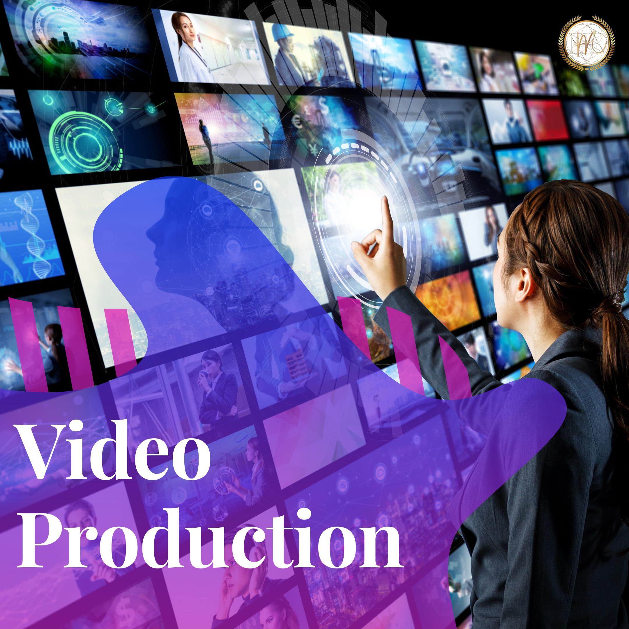 Video Production - iampowered media - POWERFUL MARKETING
