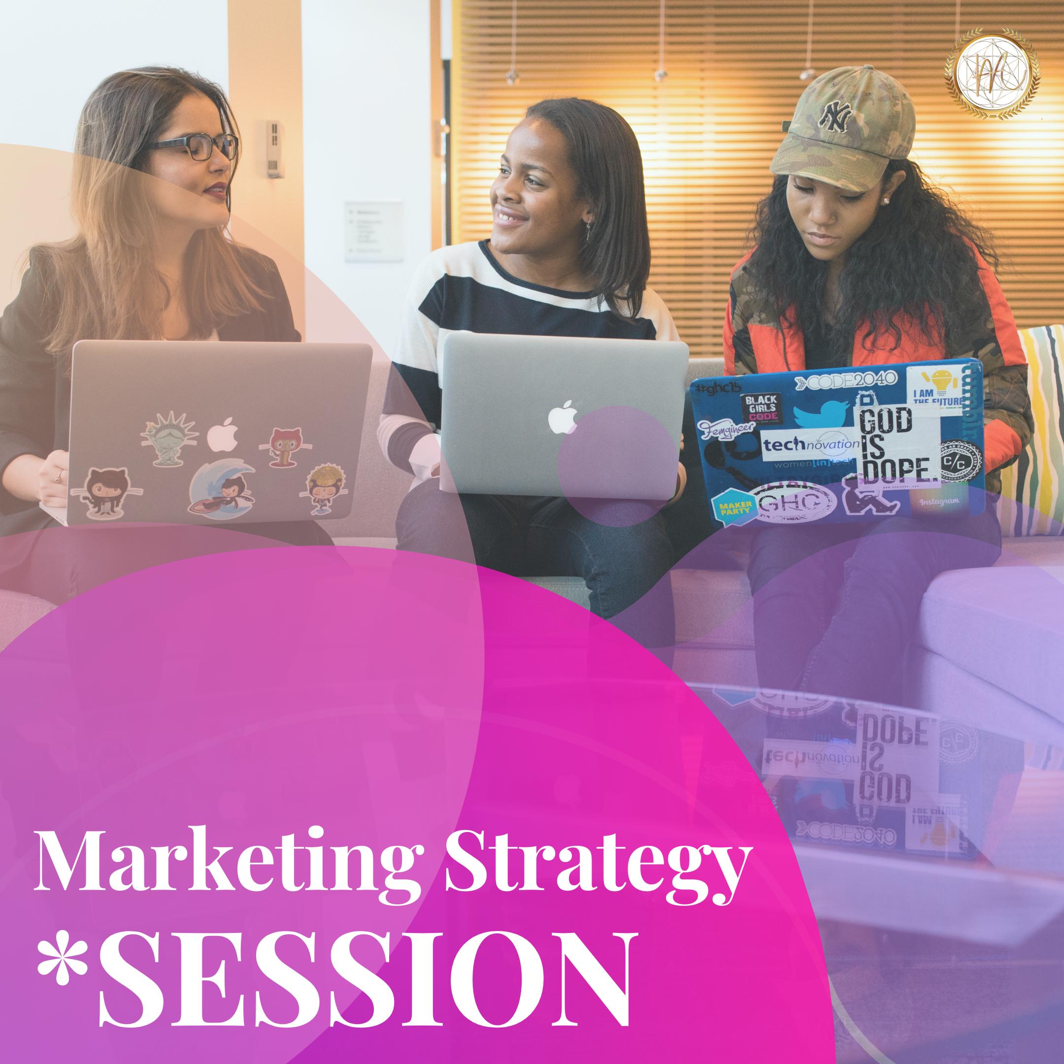 Marketing Strategy Package - iampowered media - POWERFUL MARKETING
