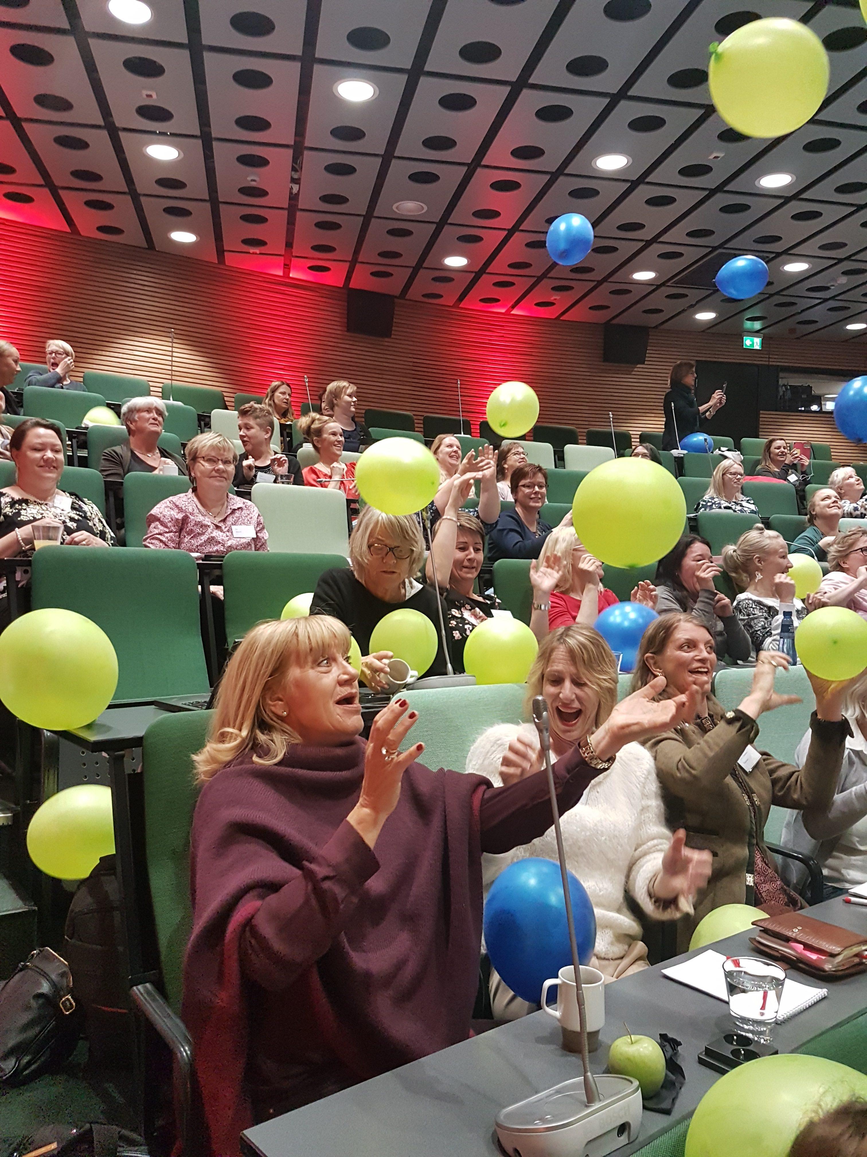 Nordisk nettverkskonferanse i Helsinki mai 2019