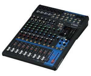 Mixerbord & DJ-kontrollenhet