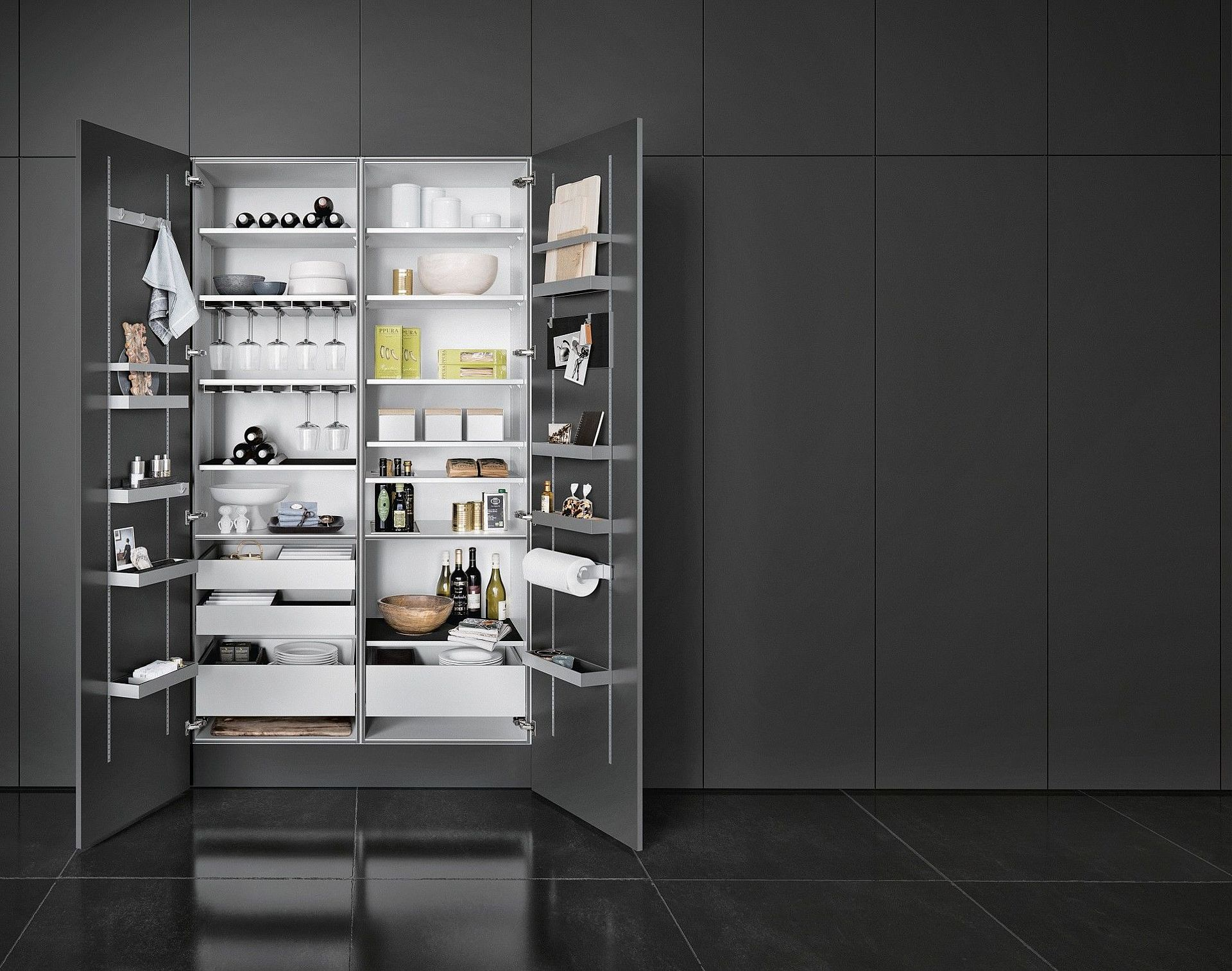 equipamiento para armarios cocinas Siematic