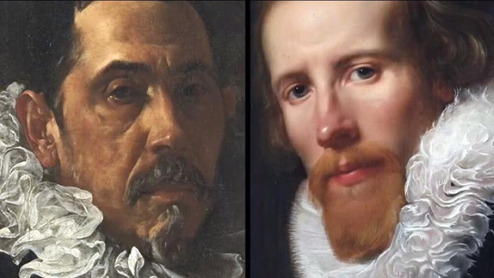 Museo del Prado: Exposición Velázquez, Rembrant, Veermer. Miradas afines, Madrid