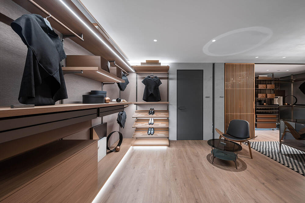 Rimadesio inaugura su tercer Monobrand en China, en Hangzhou.