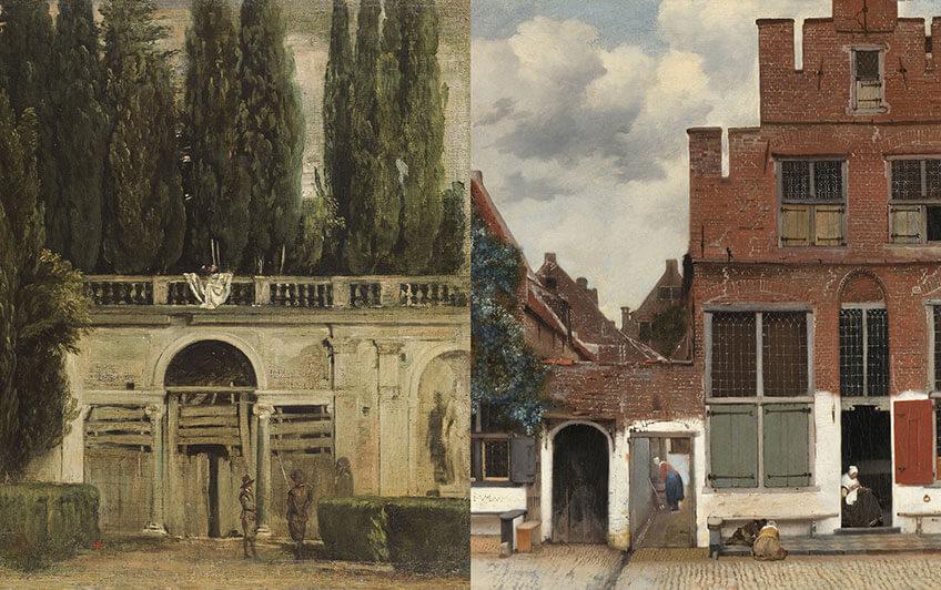 Museo del Prado: Miradas afines, exposición Velázquez, Rembrant, Veermer.