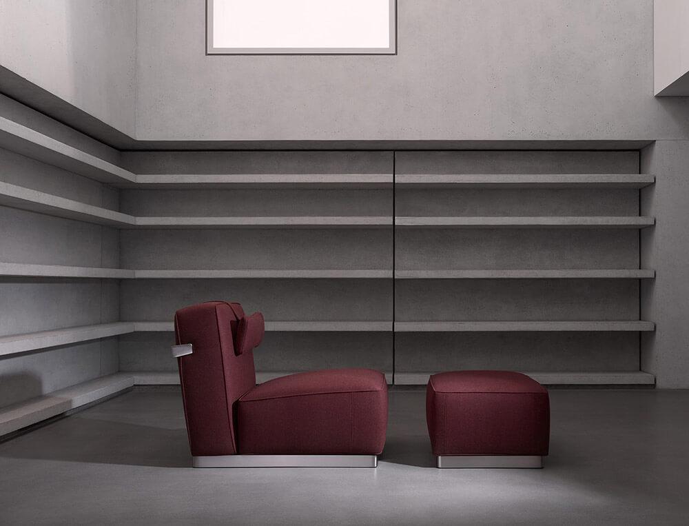 Flexform abc reportaje celebración 20 años revista Wallpaper en la Bauhaus